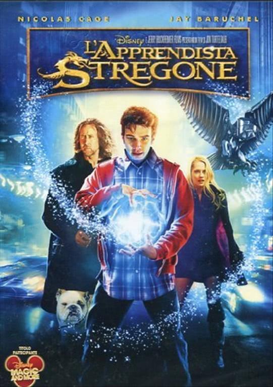 L' Apprendista Stregone - Nicolas Cage,Monica Bellucci - DVD