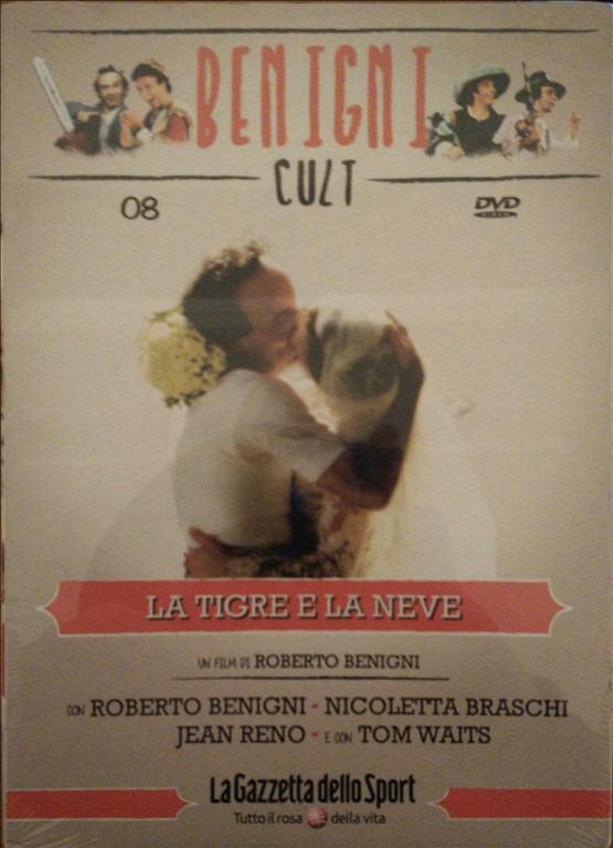 La Tigre E La Neve - Roberto Benigni - DVD BENIGNI CULT n.8