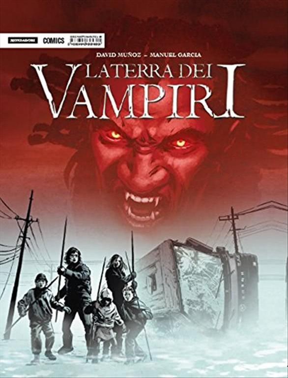 La terra dei vampiri - Panini Comics - Collez.Fantastica n. 9
