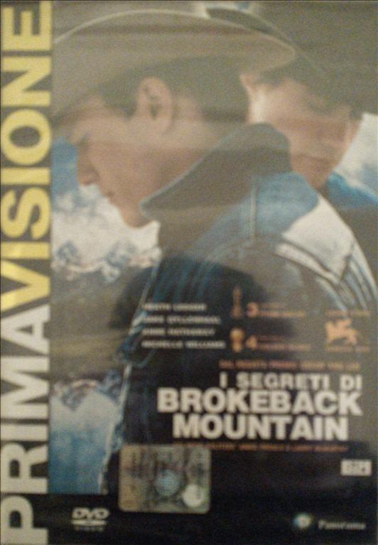 I Segreti Di Brokeback Mountain - Heath Ledger - DVD VM14