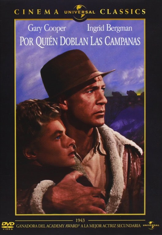Per Chi Suona La Campana - Gary Cooper, Ingrid Bergman - DVD