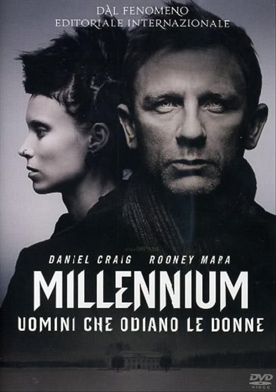 Millennium - Uomini Che Odiano Le Donne - Daniel Craig - DVD