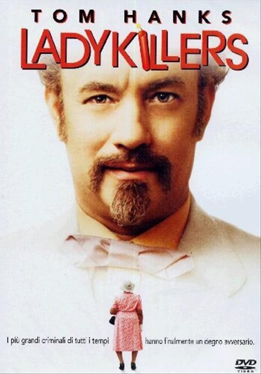 Ladykillers - Tom Hanks - DVD