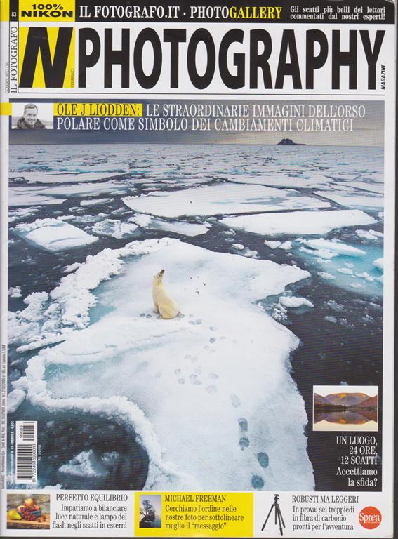 Nikon Photography - n. 83 - mensile - 11/1/2019 -