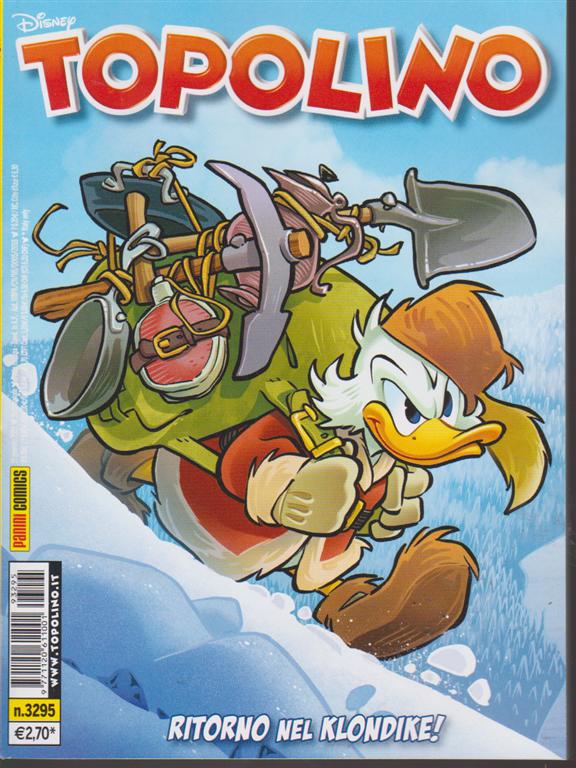 Topolino - n. 3295 - settimanale - 17/1/2019