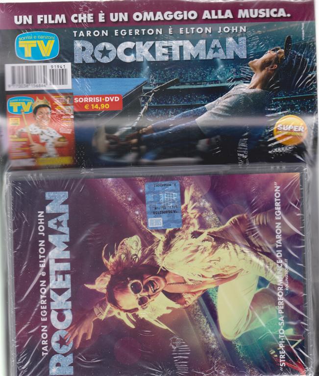 Sorrisi e Canzoni tv + Dvd Rocketman -