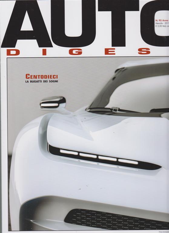 Auto Digest - n. 95 - mensile - 10 ottobre 2019 -