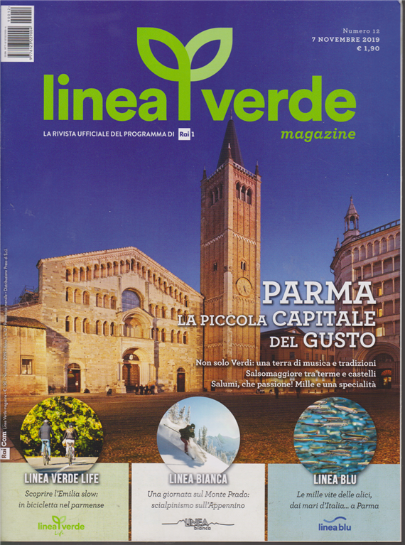 Linea Verde - n. 12 - 7 novembre 2019 - mensile