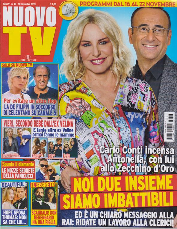 Nuovo Tv - n. 46 - 18 novembre 2019 - settimanale