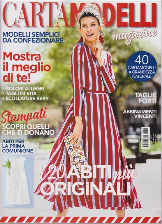 Cartamodelli Magazine - n. 15 - mensile - aprile 2019 -