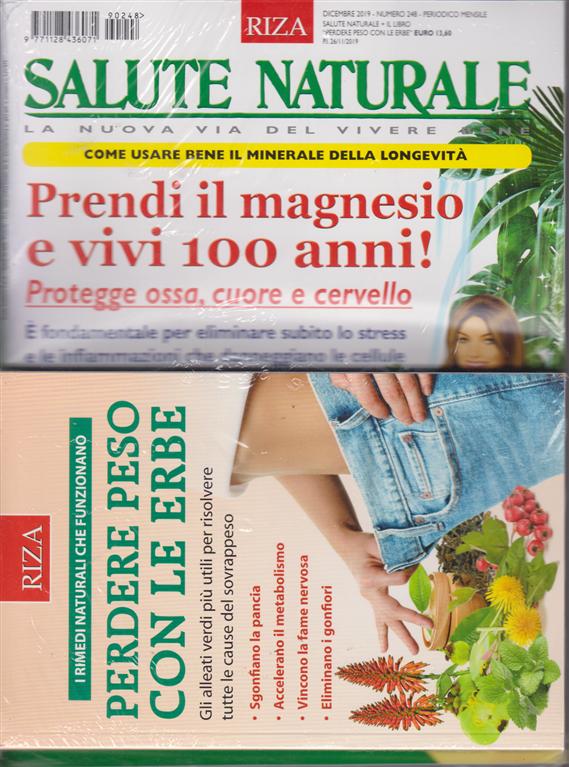 le sette erbe per perdere peso