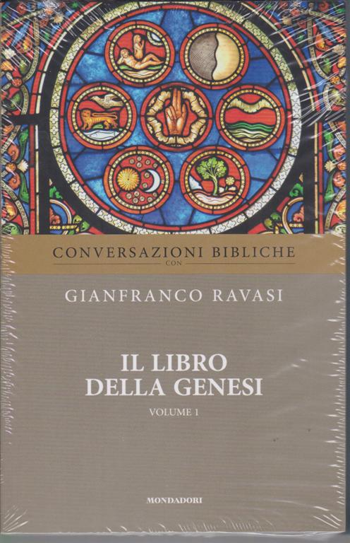 Conversazioni bibliche con Gianfranco Ravasi - Il libro della Genesi - volume 1 - 27/12/2019 - settimanale -