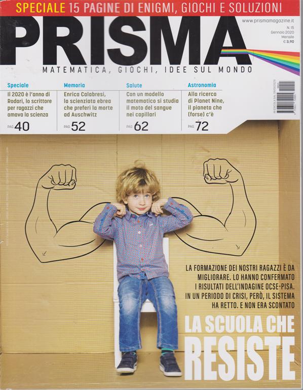 Prisma - n. 15 - gennaio 2020 - mensile