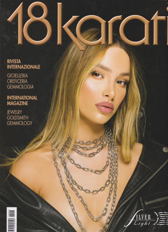 18 karati gold & fashion - n. 204 - dicembre - gennaio 2020 - bimestrale - italiano inglese