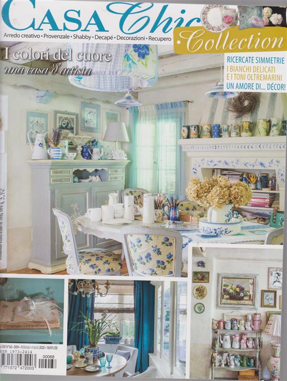 Casa Chic Collection - n. 68 - febbraio - marzo 2020 -