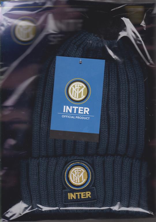 Berretto Inter sempre con te - settimanale -