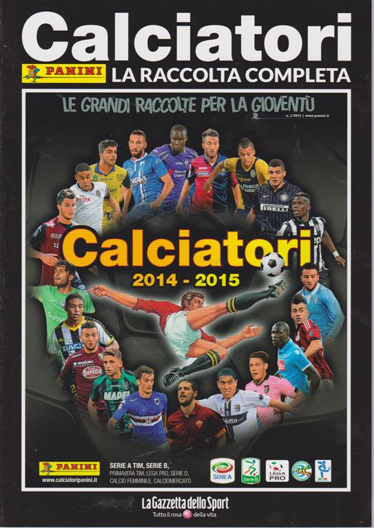 ALBUM CALCIATORI PANINI GAZZETTA DELLO SPORT 1986//87