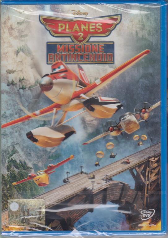 I Dvd di Sorrisi Collaction 3 - n. 1 - settimanale - 24/3/2020 - Planes 2 - Missione antincendio -