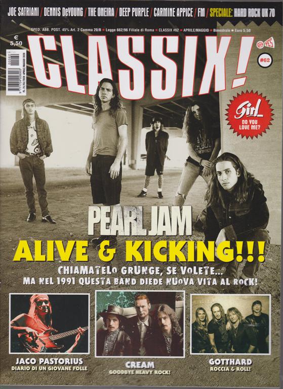 Classix - n. 62 - aprile - maggio 2020 - bimestrale