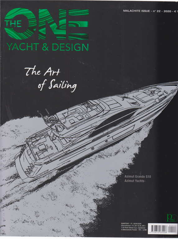 The one yacht & design - n. 22 - 30/4/2020 - in lingua inglese