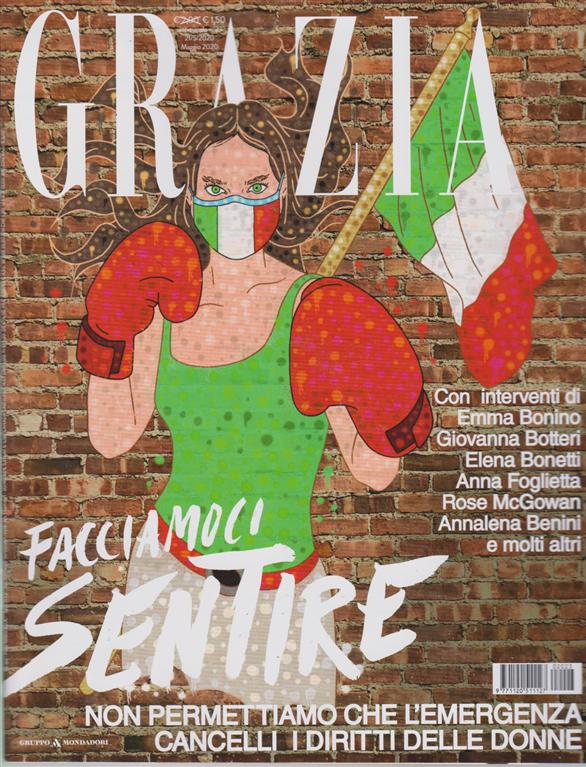 Grazia* - n. 23 - settimanale -21  maggio 2020 -