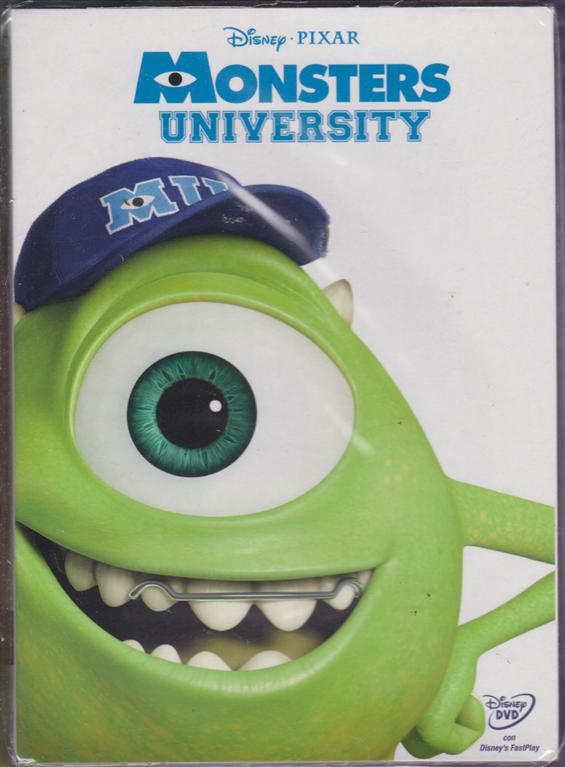 I Dvd Di Sorrisi4 - Monsters University - n. 20 - 16/4/2019 -