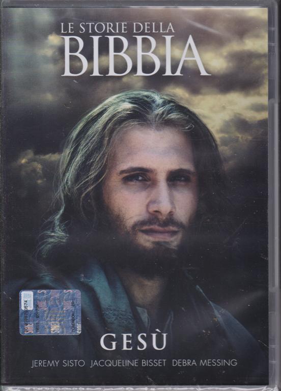 I Dvd Di Sorrisi Collection - n. 9 - settimanale - Le storie della Bibbia - Gesù - prima uscita -