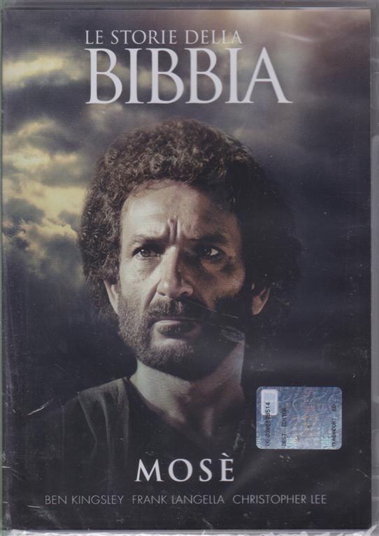 I Dvd Di Sorrisi Collaction - n. 10 - Le storie della Bibbia - Mosè - seconda uscita - settimanale - 23/4/2019