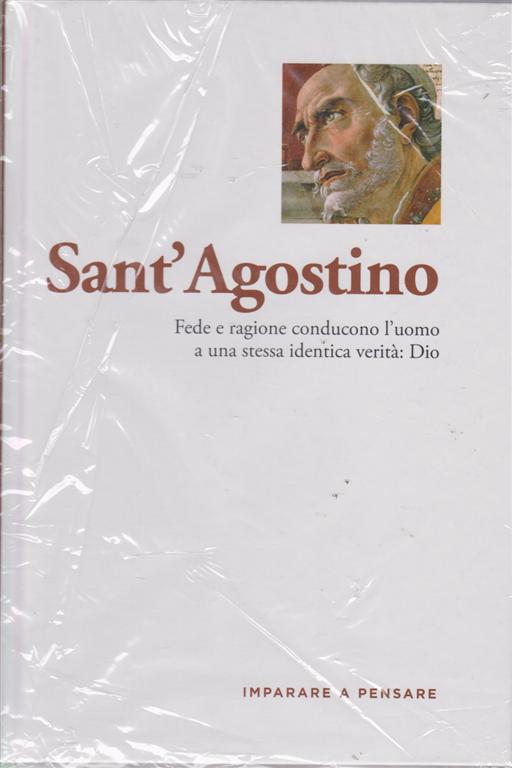 Imparare a pensare - Sant'Agostino - n. 15 - settimanale - 3/5/2019 - copertina rigida