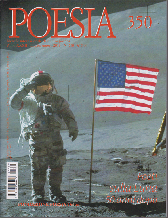 Poesia - n. 350 - mensile - luglio - agosto 2019