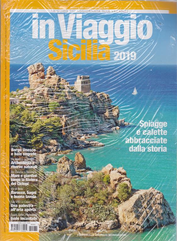 In Viaggio - Sicilia 2019 - n. 262 - luglio 2019 - mensile