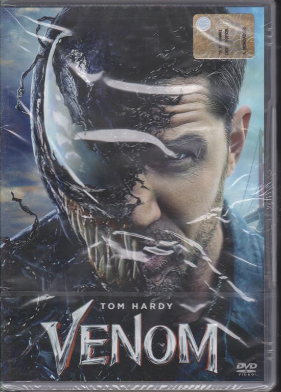 I Dvd Fiction Sorrisi2 - n. 35 - settimanale - 16 luglio 2019 - Venom