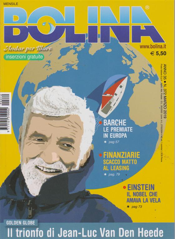 Bolina - n. 372 - marzo 2019 - mensile