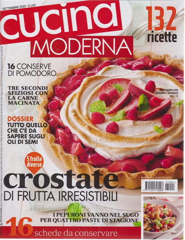 Cucina Moderna Magazine.Cucina Moderna N 9 Mensile Settembre 2019 132