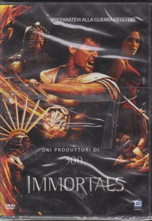 Cine Cult - Immortals - Dai produttori di 300 - n. 24 - bimestrale -