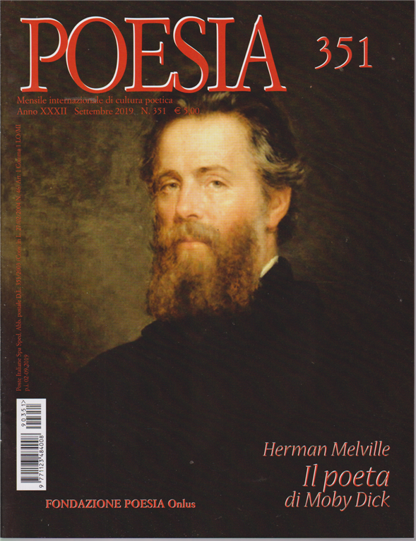Poesia - n. 351 - mensile - settembre 2019