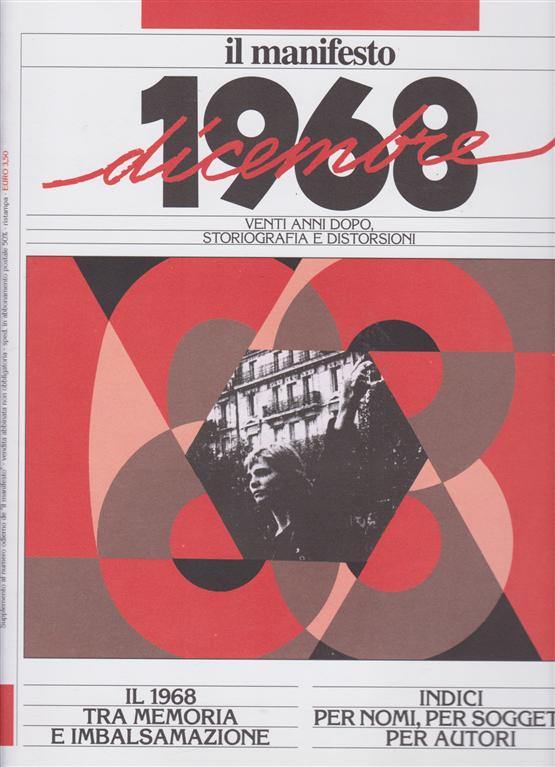 Il Manifesto - dicembre 1968 -
