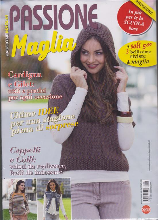 In Edicola Maglia.Passione Maglia N 6 Bimestrale Dicembre Gennaio