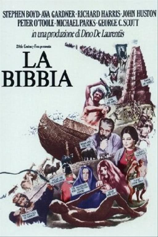 La Bibbia - una produzione di Dino De Laurentiis - DVD