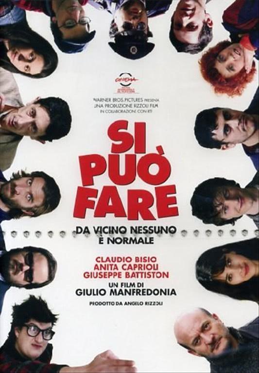Si Puo' Fare - Claudio Bisio - DVD