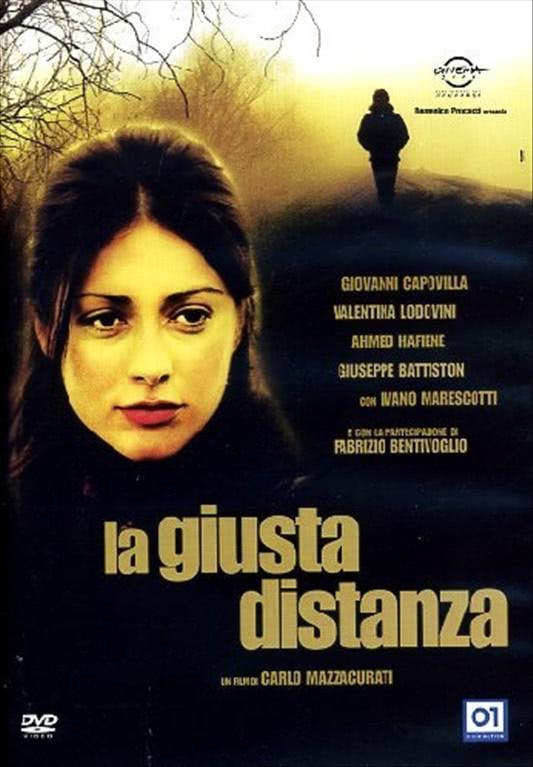 La Giusta Distanza - Fabrizio Bentivoglio - DVD