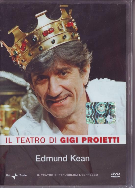 Il Teatro di Gigi Proietti EDMUND KEAN (1989) DVD