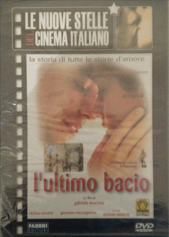 L' Ultimo Bacio - Stefano Accorsi - DVD