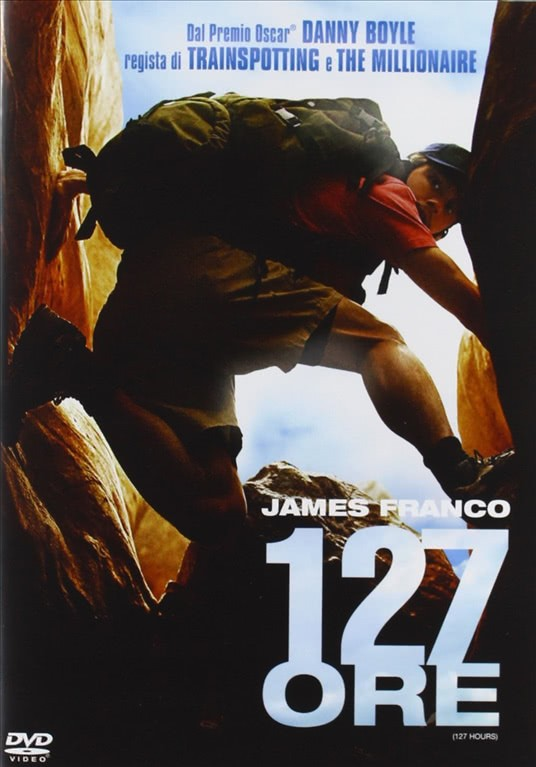 127 Ore - James Franco - DVD