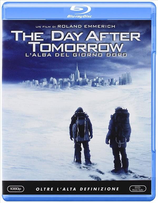 The Day After Tomorrow - L'Alba Del Giorno Dopo - FILM BLU RAY