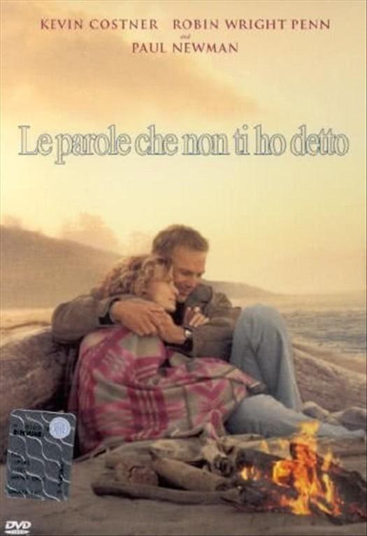 Le Parole Che Non Ti Ho Detto - Kevin Costner, Paul Newman - DVD