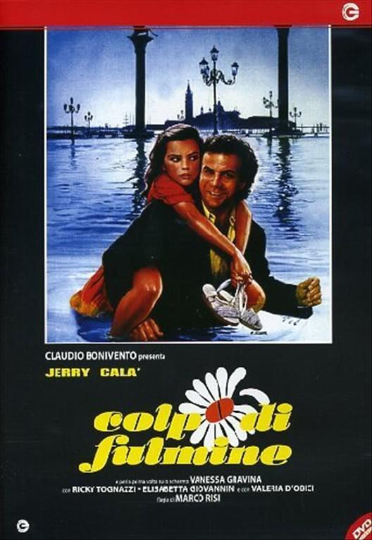 Colpo Di Fulmine - Jerry Cala' - DVD