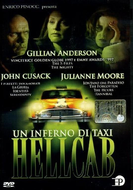 Hellcab - Un inferno di taxi - Gillian Anderson - DVD