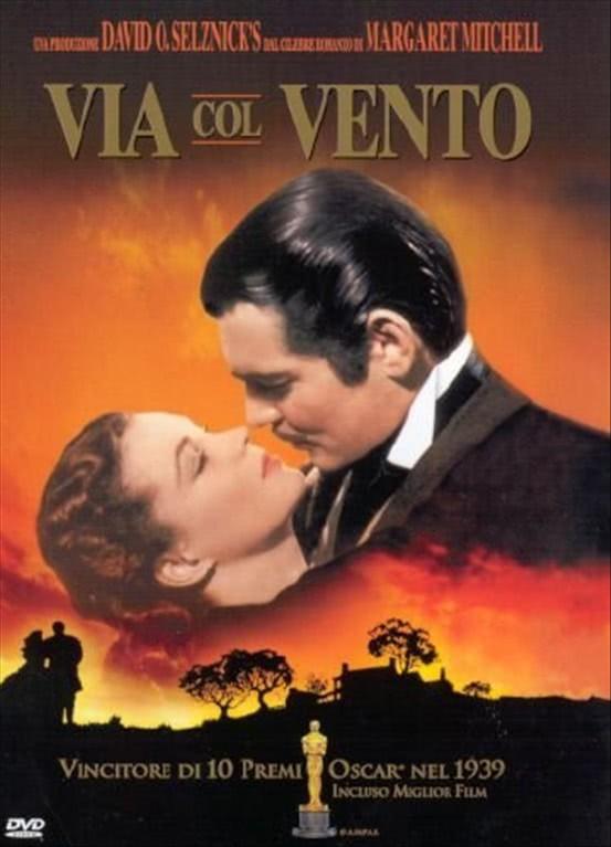 Via Col Vento - DVD
