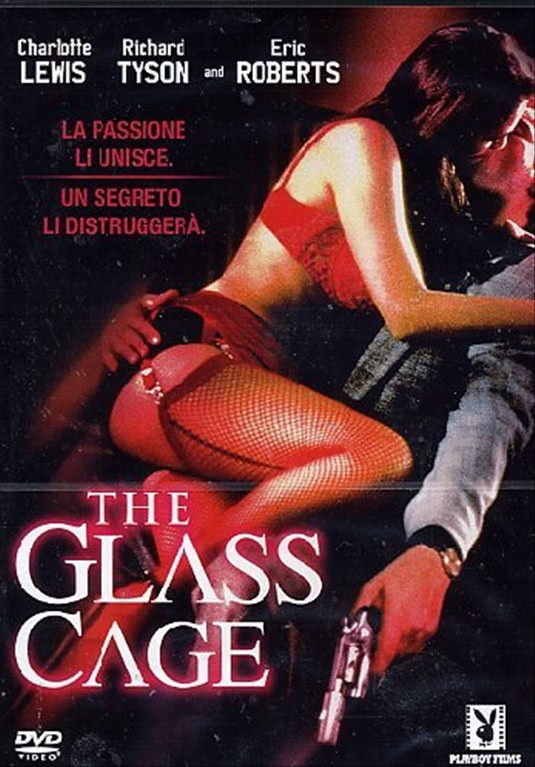 The Glass Cage - DVD VM 14